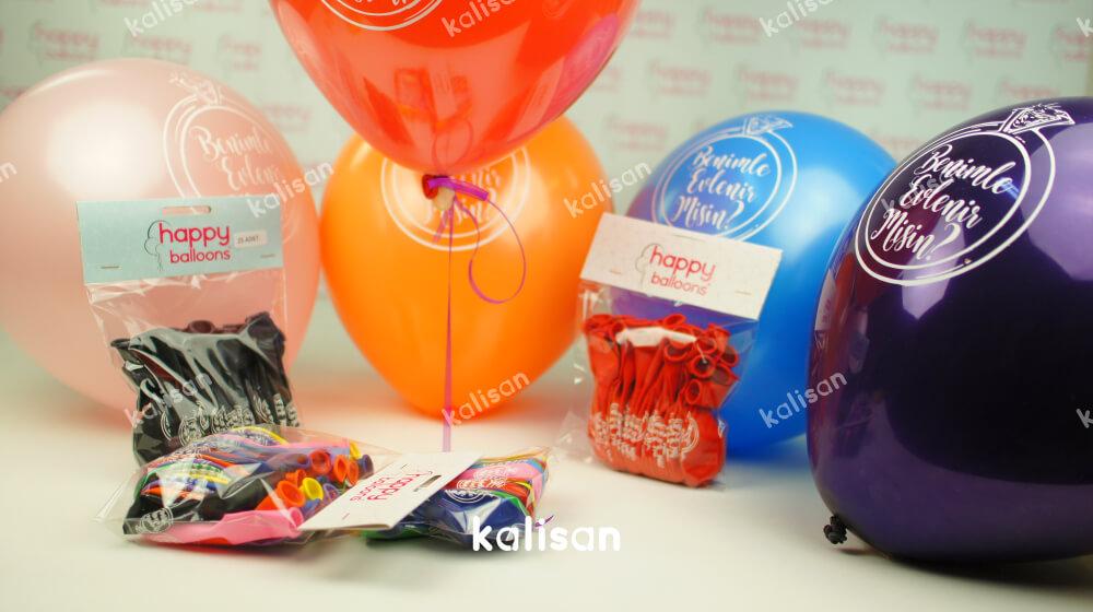 benimle evlenir misin balon