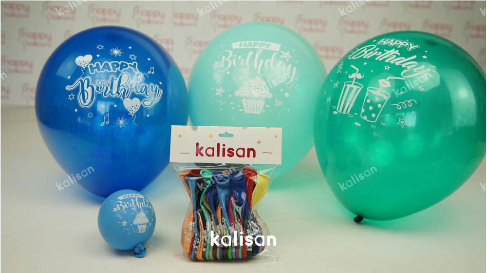 happy birthday balon
