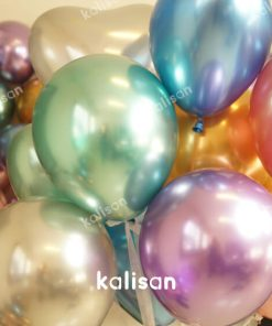 5 krom balonlar