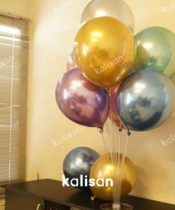 Mirror (Krom) Balonlar