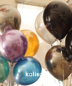 12 Krom Balon