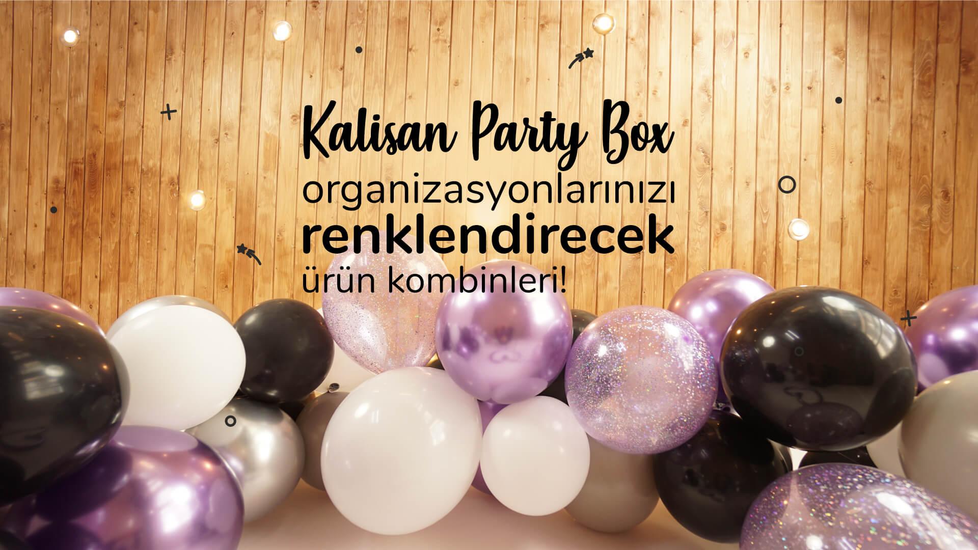 Kalisan Party Box